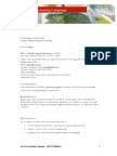 CISC 500 - Fall 2015 Syllabus