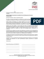 Pedido de aprobación inmediata de Ley de Búsqueda de Personas Desaparecidas