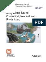 Long Island Sound Dumping