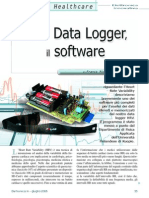 HRV Data Logger, Il Software