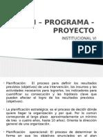PLAN – PROGRAMA - PROYECTO.pptx