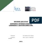 Informe Ejecutivo Lessly 1