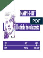 Presentacion MMPI 2 RF