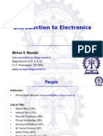 Intro to Electronics P1