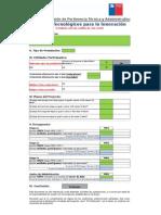 Guía Para Revisión de Pertinencia FCTI
