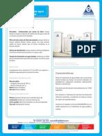 Planta de Tratamiento de Agua Potable Abierta Modular