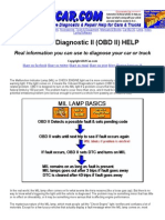 On Board Diagnostic II (Obd II)