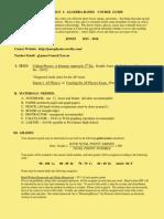 jones - course guide - ap phys1 - 2015-2016