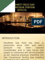 Kandhkot Field Gas Compressor Station Introduction.