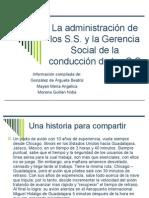 Administracion y Gerencia Social