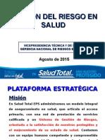 video PresentacionGerenciaGestionRiesgoagosto132015.ppt