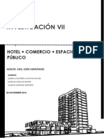 CETRAM MIXCOAC HOTEL+COMERCIO+ESPACIO PÚBLICO