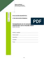 Prueba Diagnostico Navarra 2011 Cono