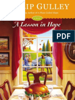 A Lesson in Hope by Phillip Gulley