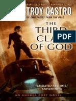 The Third Claw of God - Adam-troy Castro.epub