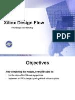04a Xilinx Design Flow