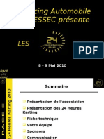 24h Karting ESSEC 2010