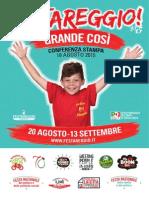 Programma Festa Reggio Locandine