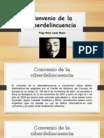 Convenio de La Ciberdelincuencia