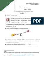 Guía de Trabajo Clase 3 (Pauta)