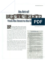 Chung - Art of Resistence