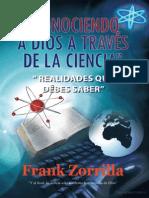 Conociendo a Dios a Traves de La Ciencia