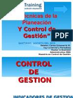 Clase 2 El Control de Gestion SERVIU 2015
