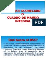 Clase 4 Cuadro de Mando Integral SERVIU 2015