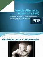 A Sindrome de Alienecao Parental (SAP)