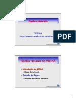 Parte-9-Redes Neurais No WEKA