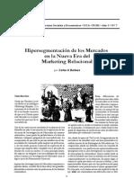 Hipersegmentación - Carlos Barbosa