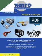 Catálogo Trento Brasil 2014