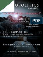 Exopolitics Magazine Edition 2 by British Exopolitics Expo