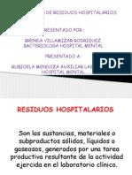 capacitacion residuos hospitalarios