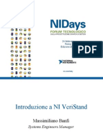 Test real-time e hardware-in-the-loop con il nuovo NI VeriStand