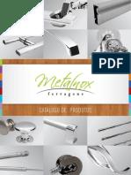 Catalogo Metalnox Ferragens
