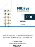 LabVIEW Real-Time 2009