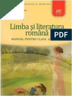 Manual Romana Clasa a Xii-A