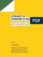 Estudiantes de periodismo en Chile