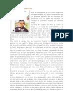 Quidora Joven Mapuche