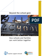 Beyond the School Gates