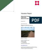 Valuation of the QualcoEast Vineyard