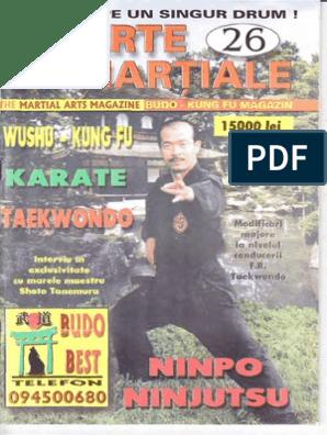 va ajuta karate să piardă în greutate