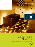 Checas de Madrid - Cesar Vidal - 11696 - spa.epub