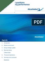 AkzoNobel Strategy Update 2013 Tcm9-78275