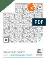 UNESCO - Diretrizes de Políticas Para Aprendizagem Movel