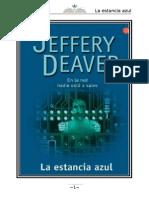 Suspense- LA ESTANCIA AZUL- Jeffery Deaver.doc
