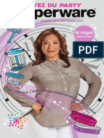 Brochure de Spéciaux d'août 2015