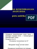 Gangguan Asam Basa Pelat ICU Sanglah Sept 2013