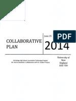 collaberation plan borriello